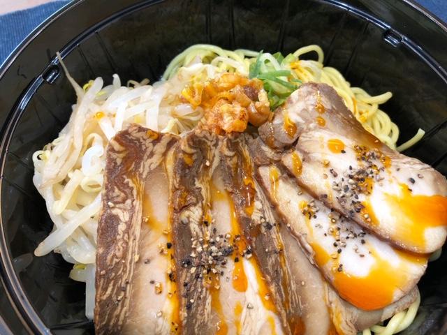 冷しチャーシュー麺