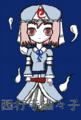 【修正版】♧4 西行寺幽々子