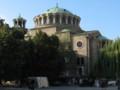 [ブルガリア][ソフィア][教会]聖ネデリャ教会:St.Nedelya Church in Sofia, BULGARIA 2006/09/23