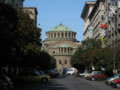 [教会][ブルガリア][ソフィア]聖ネデリャ教会:St.Nedelya Church in Sofia, BULGARIA 2006/09/23