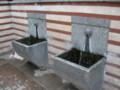 [ソフィア][ブルガリア]温泉水汲み場:Hot spring, Sofia, BULGARIA 2006/09/23