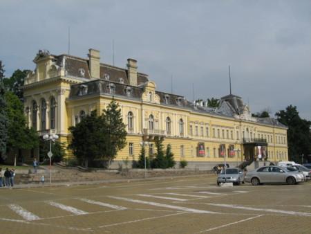 国立民俗博物館と美術館:National Museum & Gallery in Sofia, BULGARIA 2006/09/23