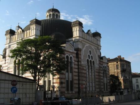 シナゴーグ:Synagogue in Sofia, BULGARIA 2006/09/23