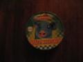 [ルーマニア][お土産]毒々しい色の青い豚の缶詰:ROMANIA 2006/09/18