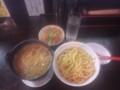 つけ麺セット 太麺