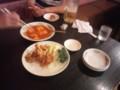 香蘭で晩御飯