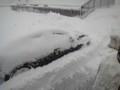 除雪の車窓から