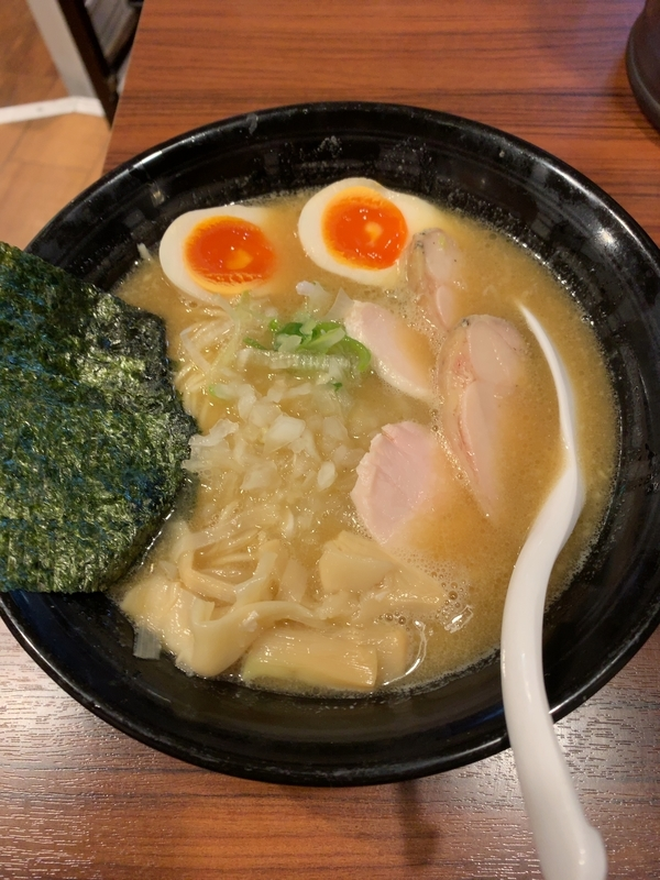 濃厚鶏そば 暁月 荻窪店