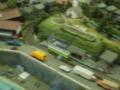 江ノ島駅にあったNゲージの流し撮り?