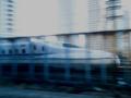 東海道新幹線N700系(武蔵小杉駅)