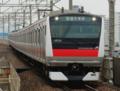 京葉線E233系(舞浜駅)