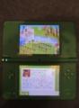 DS版うごメモのマイルーム