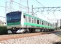埼京線E233系 配給輸送(大宮~宮原)