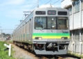 秩父鉄道7500系(ひろせ野鳥の森~石原)