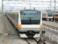 中央線E233系(豊田車両センター)