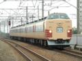 183系(新浦安駅)