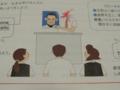 英語の教科書ofラクガキ