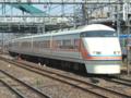 東武線100系「スペーシアきぬがわ号」(大宮駅)