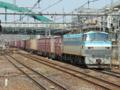 EF66-107(大宮駅)