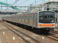 武蔵野線205系(大宮駅)