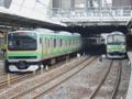 宇都宮線E231系&横浜線205系(大宮駅)