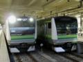 横浜線E233系&横浜線E233系(町田駅)