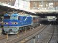EF510-513「カシオペア号」&宇都宮線E231系(大宮駅)