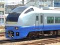 E653系「ぶらり高尾散策号」(八王子駅)
