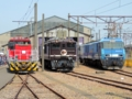 HD300-6&EF64-1001&EH200-9(大宮総合車両センター)
