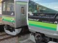 横浜線E233系&横浜線205系(町田駅)