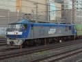 EF210-106(鶴見駅)