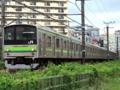 横浜線205系(古淵~町田)