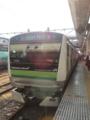 横浜線E233系(八王子駅)
