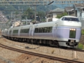 E351系「スーパーあずさ号」(梁川~上野原)