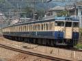 中央線115系(梁川~上野原)