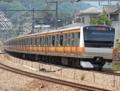 中央線E233系(梁川~上野原)