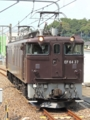 EF64-37 甲府送り込み(宮原駅)