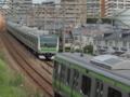 横浜線E233系(成瀬~長津田)
