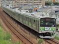 横浜線205系「ラストラン」(成瀬~長津田)