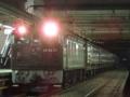 EF64-37&EF65-501「快速 EL&SLみなかみ物語号」(上尾駅)