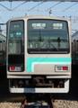 相模線205系500番台(川越車両センター)
