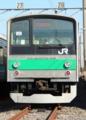 埼京線205系0番台(川越車両センター)