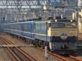 EF65-501「EL&SLみなかみ号」(池袋駅)
