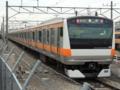 中央線E233系0番台(豊田車両センター)