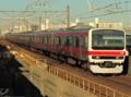 京葉線209系500番台「ケヨ34編成」(舞浜駅)