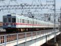 京成本線3300形3334F+3304F「成田山号」(京成高砂~青砥)