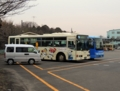神奈川中央交通ま109 三菱KL-MP35JM&神奈川中央交通ま309 いすゞBDG-RR7JJBJ