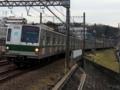 東京メトロ千代田線6000系6104F「53S運用」(はるひ野~小田急永山)
