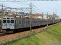 東急田園都市線8500系8537F「17K運用」(つくし野~すずかけ台)