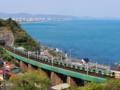 山手線E235系0番台トウ01編成「試運転」(早川~根府川)
